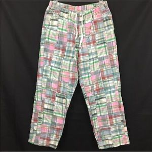 Orvis Women's Sweat Pants Patchwork Small